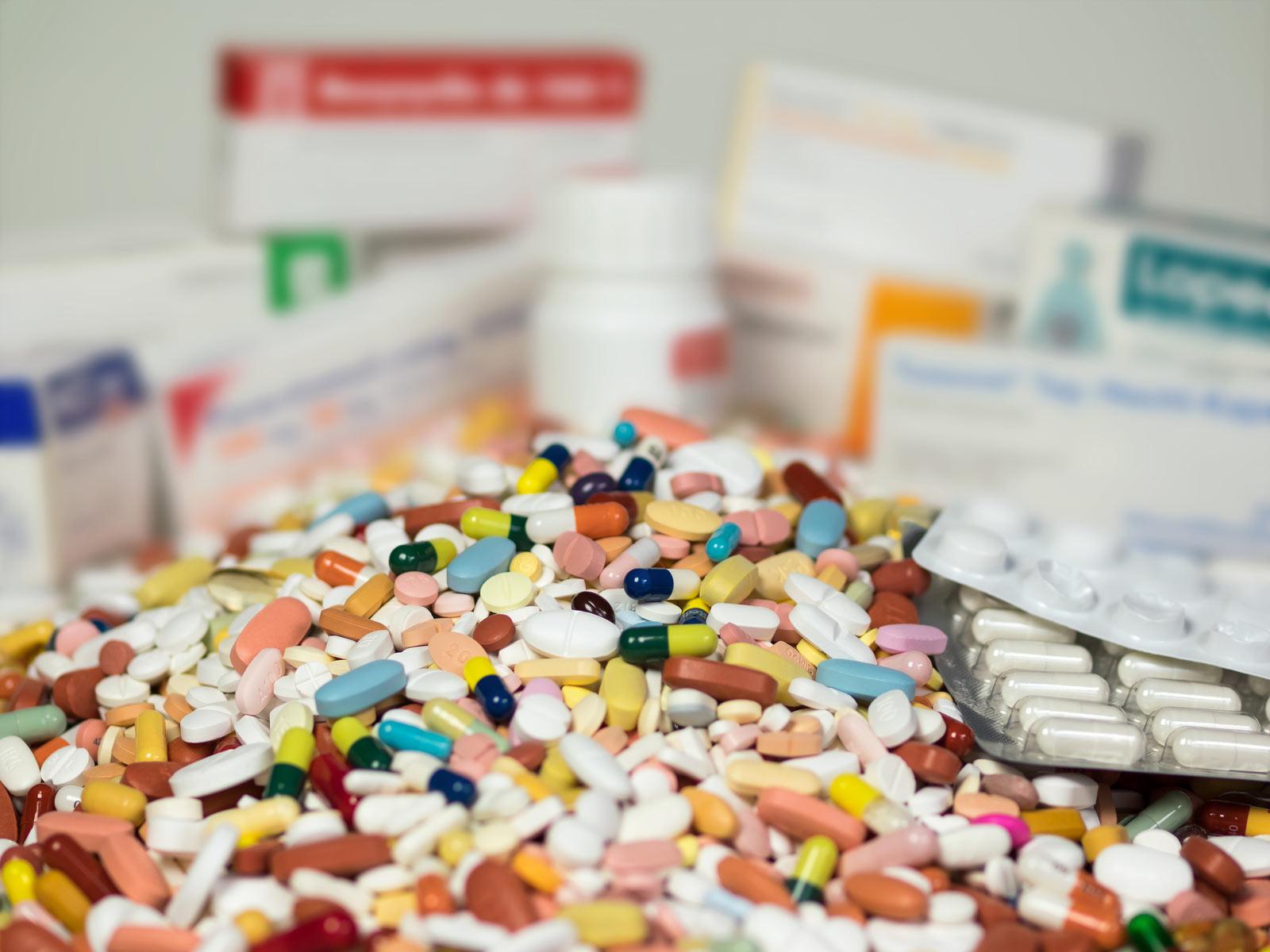Arzneimittel - Risiken und Nebenwirkungen