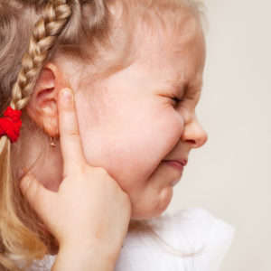 Hilfe bei Ohrenschmerzen